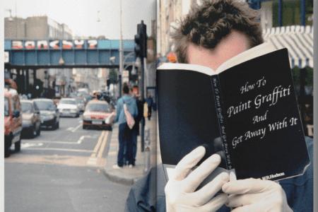 スティーブ・ラザリデス【Banksy Captured】バンクシーを有名にした男が写真集を出版【Banksyの写真公開】