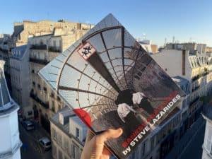 スティーブ・ラザリデスによるバンクシーの写真集「Banksy captured」