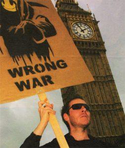 Banksy Wrong War