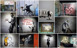 banksy exposition paris the world of banksy
