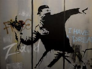 the world of banksy paris exposition